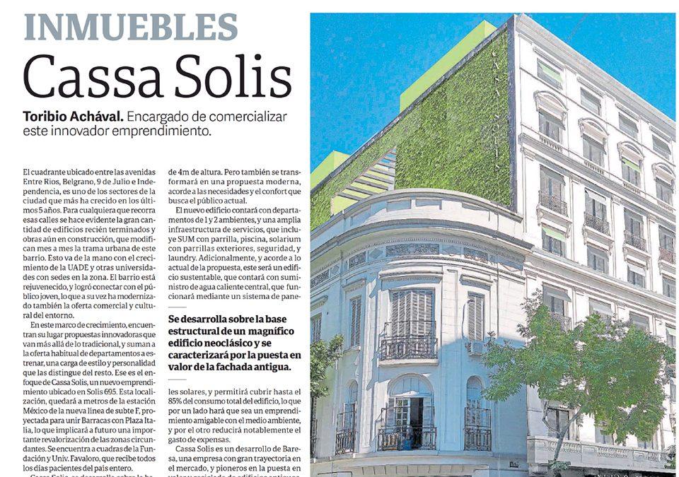 Cassa Solis – Inmuebles