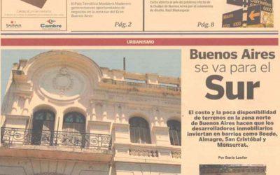Buenos Aires se va para el Sur