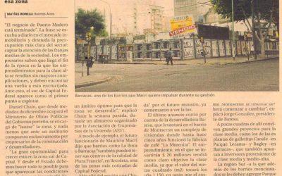 Macri impulsa proyectos de viviendas